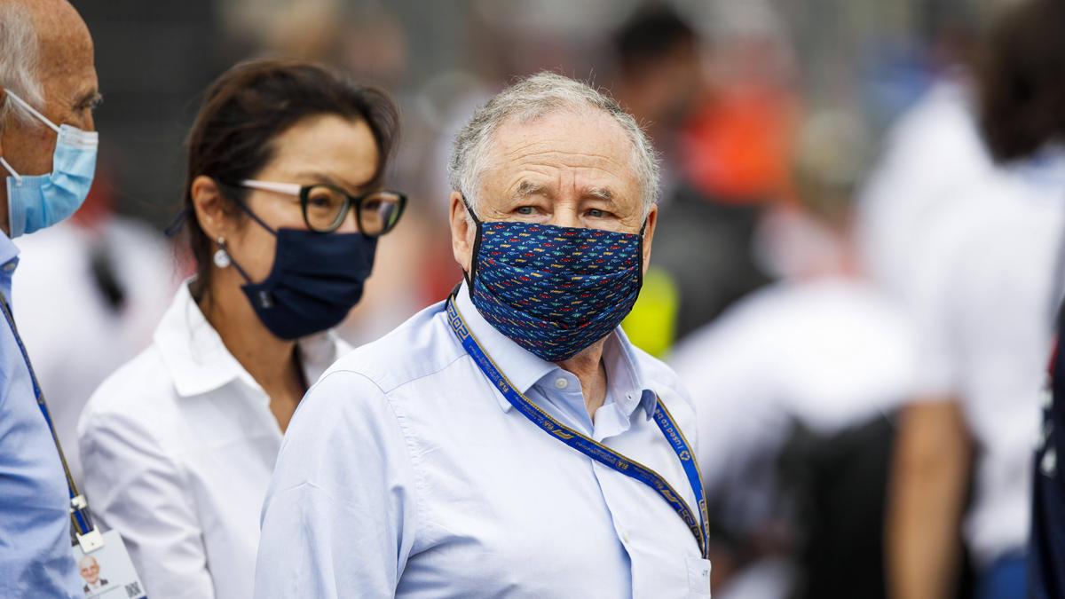 Jean Todt wehrt sich gegen Kritik an Rennen in Ländern wie Saudi-Arabien