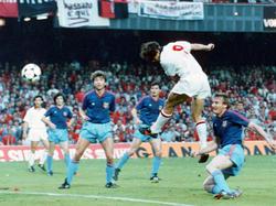 Landesmeisterpokal 1989: Van Basten erhöht auf 2:0