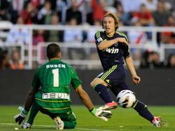 Primera División 2012/2013: Rayo Vallecano - Real Madrid