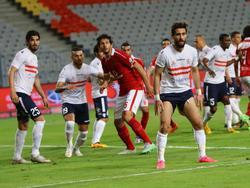 El Zamalek se queda sin técnico tras la renuncia de Helmi. (Foto: Imago)