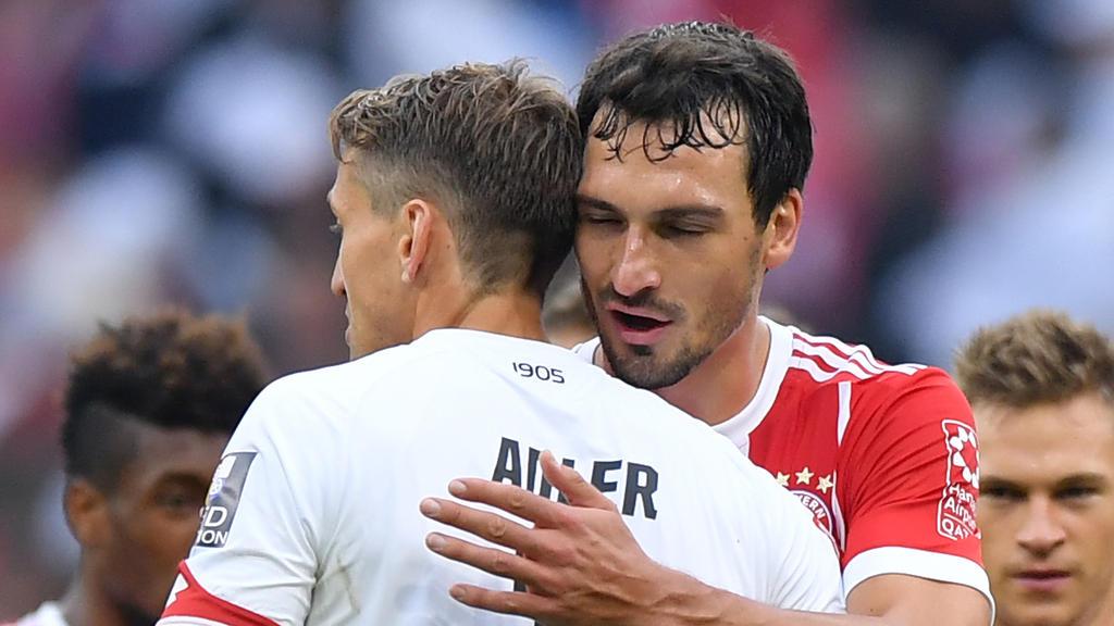 René Adler hat eigentlich keine guten Erinnerungen an Spiele gegen den FC Bayern