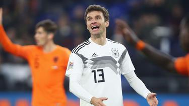 Thomas Müller appelliert an die Fans der deutschen Nationalmannschaft