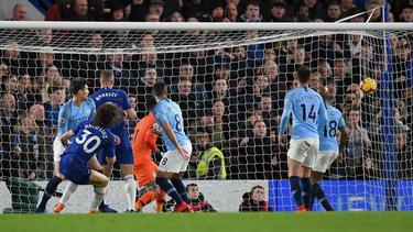 Manchester City patzt beim FC Chelsea