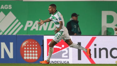 Daniel Keita-Ruel traf zum entscheidenden 1:0