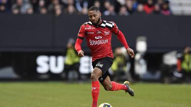 Marcus Coco ist beim VfB Stuttgart im Gespräch (Bildquelle: ouest-france.fr)