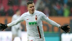 Auch Alfred Finnbogason ist fit für das Spiel gegen Hannover