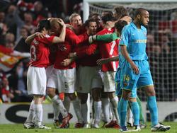El Barça de Henry perdió en semifinales 2008 la útlima vez en Old Trafford. (Foto: Getty)