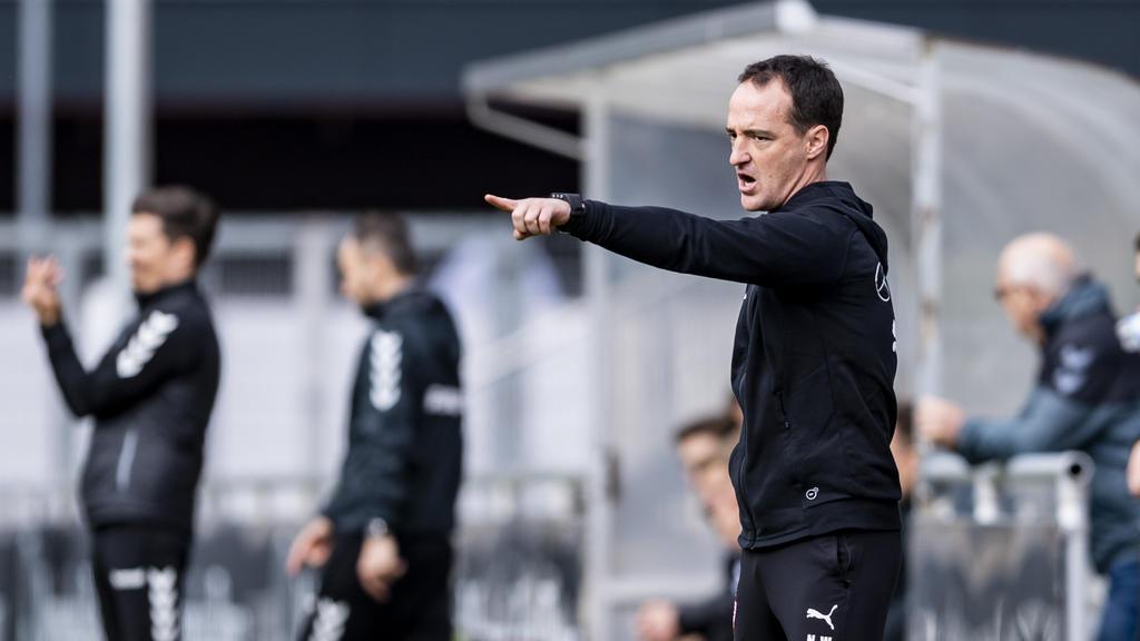 Nico Willig ist neuer Cheftrainer des VfB Stuttgart