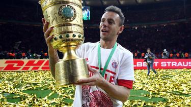 Rafinha zieht es nach vielen Erfolgen beim FC Bayern zurück in die Heimat