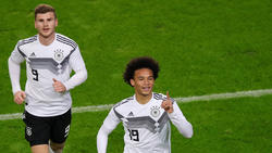 Timo Werner wechselt wohl nur zum FC Bayern, wenn der Transfer von Leroy Sané scheitert