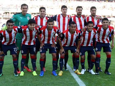 El Guadalajara que asumió el liderato del Grupo 6. (Foto: Imago)