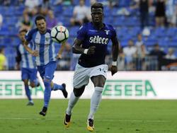 Formado en el Barcelona, Baldé llegó al Lazio en 2011. (Foto: Getty)