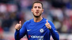 Eden Hazard könnte der teuerste Transfer aller Zeiten werden