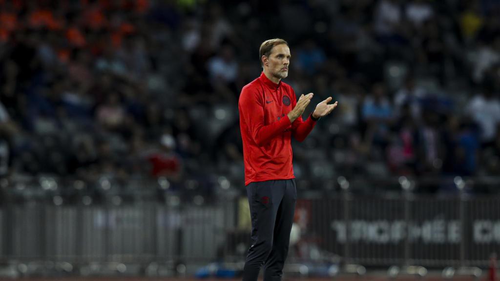 Thomas Tuchel weicht den Fragen bezüglich Neymar aus