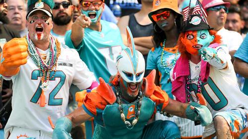 Den Miami-Fans bleibt nichts erspart