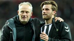 Christian Streich und der SC Freiburg haben Bock