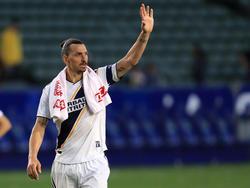 "Sagt nach zwei Jahren Amerika ""Goodbye"": Zlatan Ibrahimović"