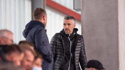 Danny Schwarz wird neuer Trainer der Würzburger Kickers