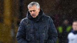 Mourinho en una imagen de esta temporada.