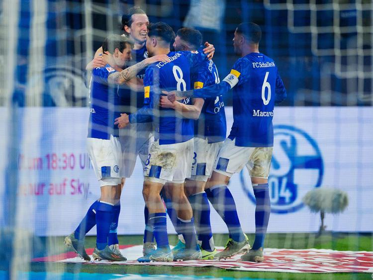 Besser hätte Gregoritschs Start für Schalke kaum laufen können