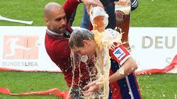 Toni Kroos und Pep Guardiola feierten mit dem FC Bayern große Erfolge