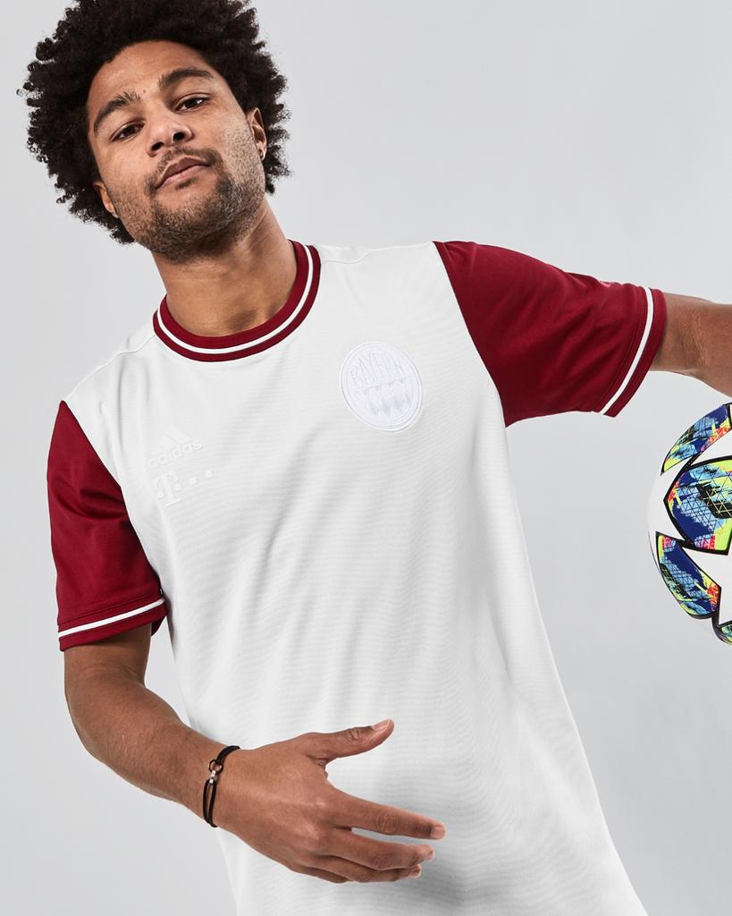 FC Bayern Jubil/äumstrikot 120 Jahre Sondertrikot zum Geburtstag