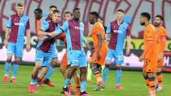 Trabzonspor darf in der nächsten oder der übernächsten Saison nicht am Europapokal teilnehmen