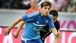 Ahmet Arslan kam beim HSV zu seinem einzigen BL-Einsatz