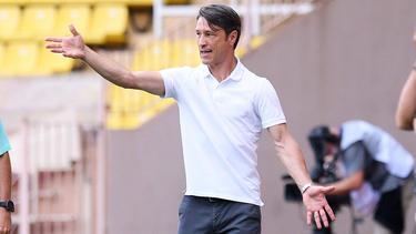 Niko Kovac holte bei seinem Pflichtspiel-Debüt mit Monaco einen Punkt