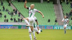 Arjen Robben löst in Groningen einen Hype aus