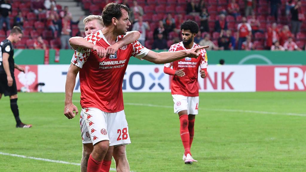 Adam Szalai ist beim FSV Mainz aussortiert worden