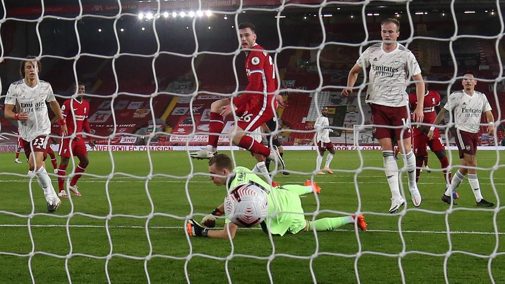 FC Liverpool feiert dritten Sieg im dritten Premier-League-Spiel
