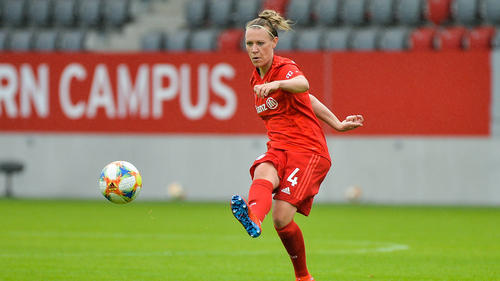 Kristin Deman hat beim FC Bayern verlängert