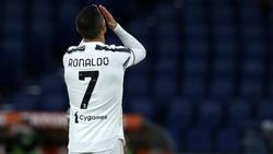 Cristiano Ronaldo gehört zu den Fußballern, die sich mit Corona infiziert haben