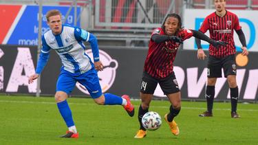 Der FC Ingolstadt traf erst kurz vor Schluss gegen Magdeburg