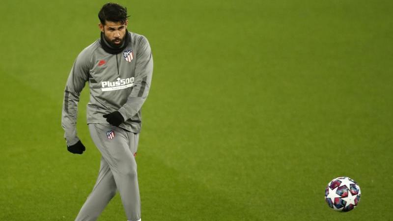 Möchte dem Vernehmen nach seinen Arbeitgeber wechseln: Diego Costa von Atlético Madrid