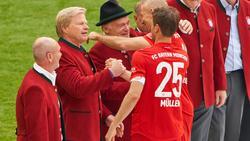 Oliver Kahn macht sich für Thomas Müller stark