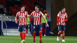 Sorgte beim Sieg von Atlético Madrid gegen Alavés für den Treffer desTages:Luis Suárez (l.)