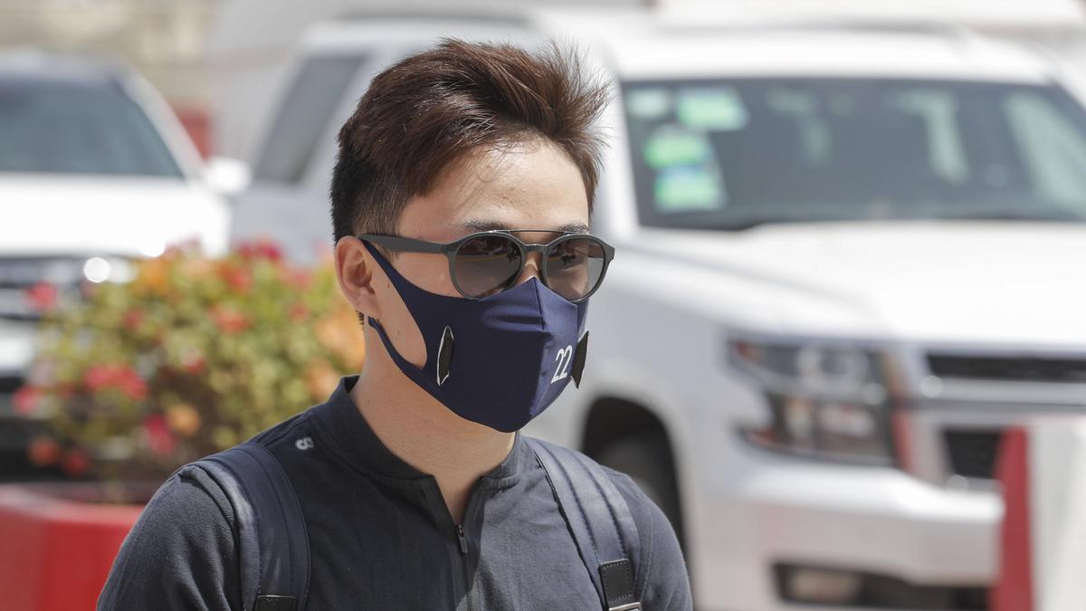 Yuki Tsunoda ist einer von drei Rookies in der Formel 1