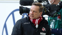 Horst Heldt hätte HSV-Stürmer Simon Terodde gerne beim 1. FC Köln gehalten
