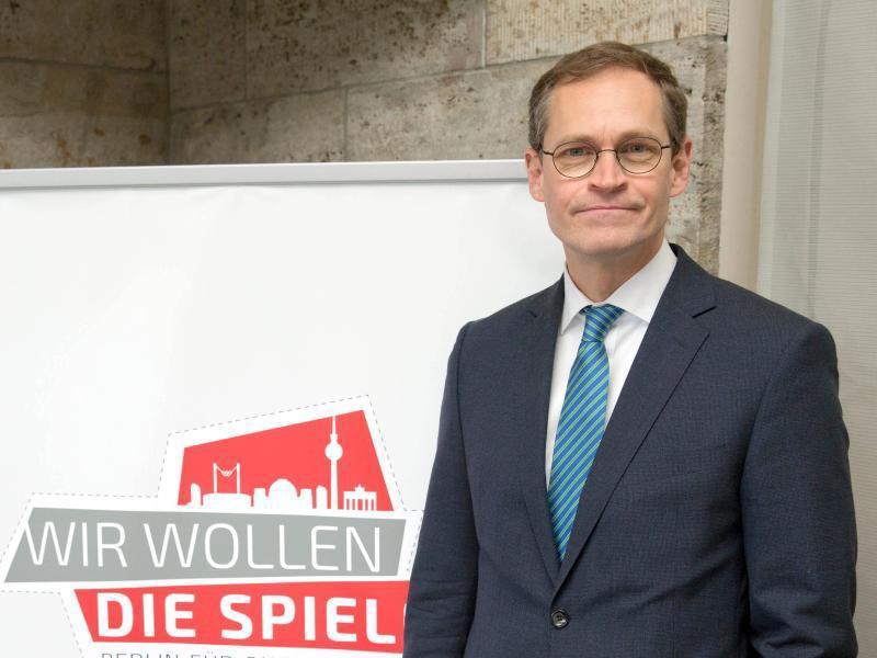 mller berlin zieht olympia bewerbung nicht zurck - Mller Bewerbung