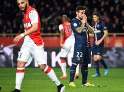 Lavezzi hatte gegen Monaco den Sieg auf dem Fuß