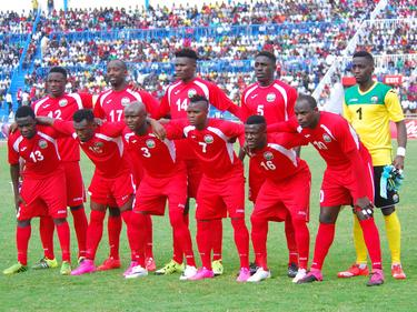 Kenya National Football Team