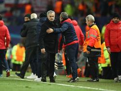 José Mourinho musste harte Kritik einstecken