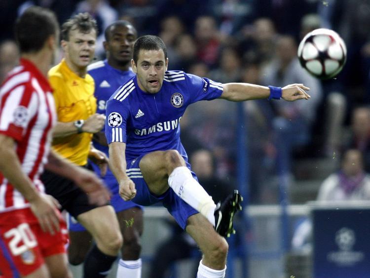 Joe Cole en su etapa como jugador del Chelsea. (Foto: Getty)