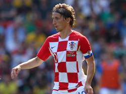 Kroatiens Superstar Luka Modric schließt einen Rücktritt nicht aus