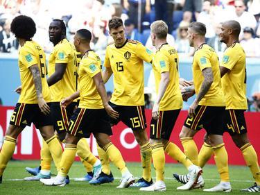 Thomas Meunier es internacional con Bélgica.