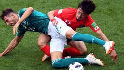Künftig bei Holstein Kiel am Ball: Jae-Song Lee (r)