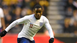 Ademola Lookman ist siebenfacher U21-Nationalspieler Englands