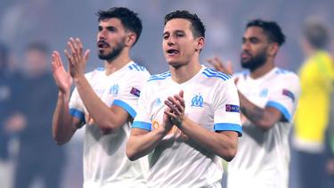 Marseille-Shootingstar Florian Thauvin soll vom FC Bayern umworben werden